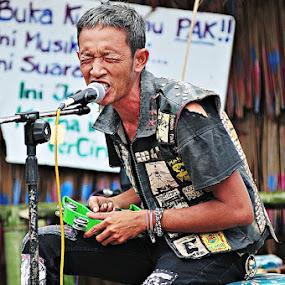 Musik Jalanan by Hendra Bhoceks - News & Events Entertainment