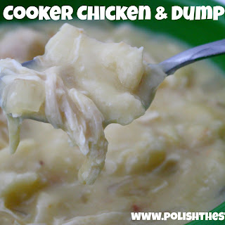 Slow-Cooker Chicken & Dumplings