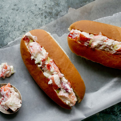 Maine Coast Lobster Rolls