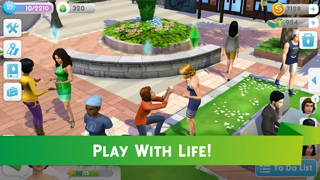 The Sims™ Mobile APK screenshot thumbnail 5