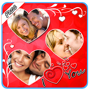 Love Collage Photo Frames HD