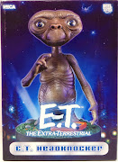 "Фигурка ""E.T. Series 1 7"" Extreme Headknocker"