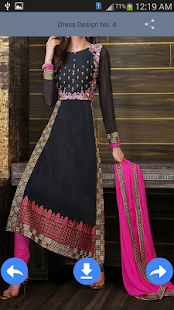 Girls Shalwar Kameez - screenshot