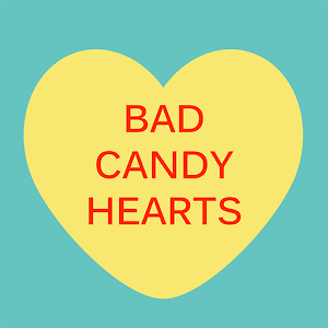 Bad Candy Hearts Keyboard Stickers for Gboard For PC / Windows 7/8/10 / Mac – Free Download