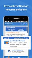 Screenshot of Credit Karma