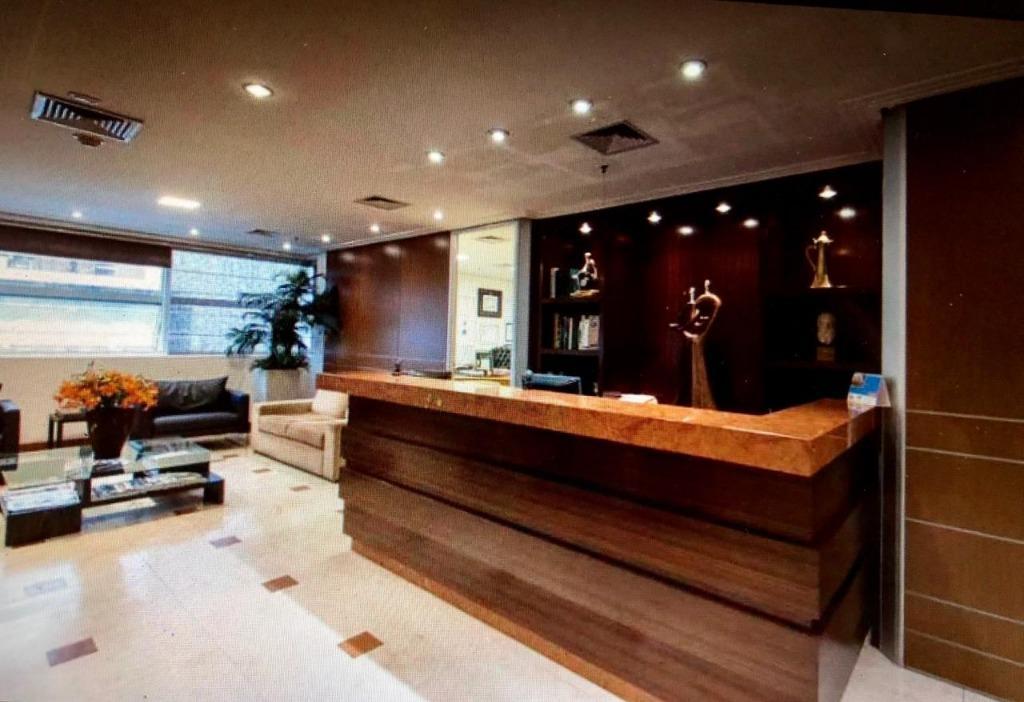 Laje corporativa à venda, centro médico com 200 m² - Bela Vista