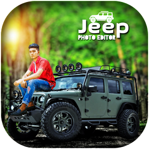 Download Jeep Photo Editor : Photo With Sport Jeep For PC Windows and Mac