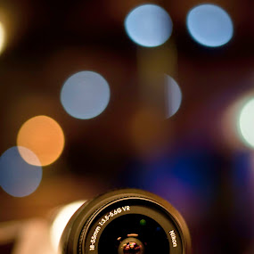 by Sudheer Hegde - Artistic Objects Other Objects ( colour, reflection, sudheer, nikon, bokeh, lens )