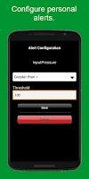 Screenshot of Wonderware SmartGlance