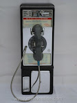 Single Slot Payphones - Wisconsin Telephone Co. Milwaukee 1C loc UP5