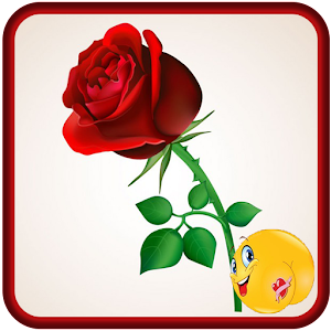 Download Valentine Rose Love Stickers for Windows Phone