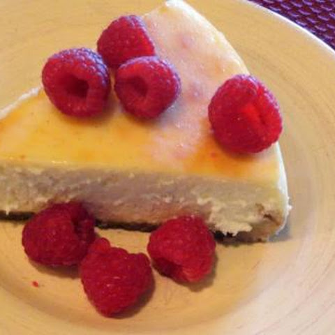 Vanilla Bean Dream Cheesecake