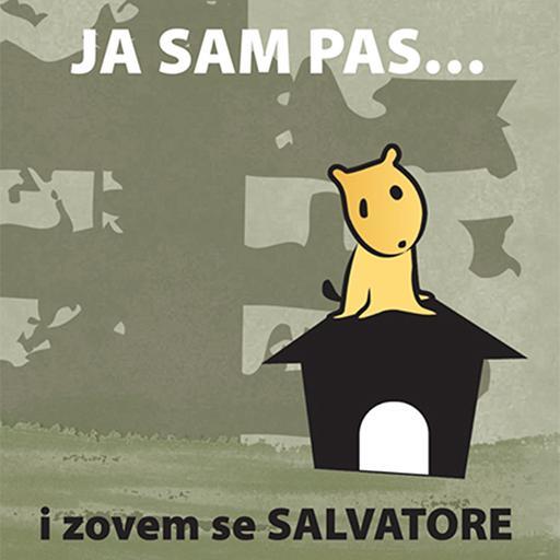 Android aplikacija Ja sam pas, zovem se Salvatore na Android Srbija