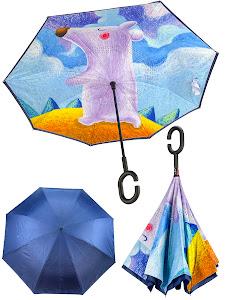 "Зонт ""Принт"", 8789"