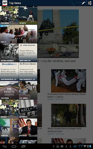 AP Mobile - Breaking News screenshot 11