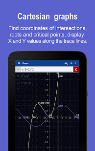 Grafikrechner + Math PRO Screenshot