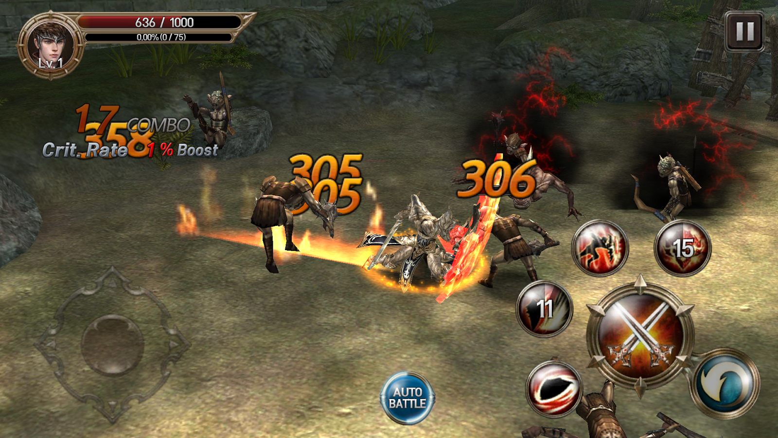 EvilBane: Rise of Ravens Screenshot 5