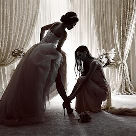 bride by Dejan Nikolic Fotograf Krusevac - Wedding Getting Ready ( kraljevo, vencanje, paracin, wedding, svadba, bride, krusevac.vrnjacka banja, fotograf )