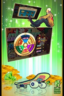 Skater Slots - screenshot