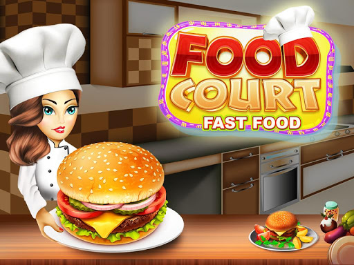 Fast Food Cooking Resturant - screenshot