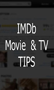 Free IMDb Movies and TVs Tips - screenshot