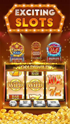 Slots: DoubleHit Slot Machines Casino & Free Games screenshot 4