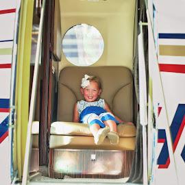 by Brandi Alliston - Transportation Airplanes