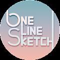 One Line Sketch