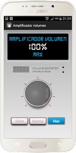 Volume Booster Amplifier - screenshot