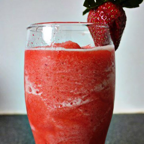 Strawberry Smoothie Surprise