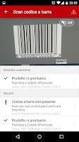 Screenshot of AiC Mobile