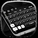 Classic Black White Keyboard Icon