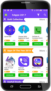 App 9apps Pro new version 2017 7.13 APK for iPhone