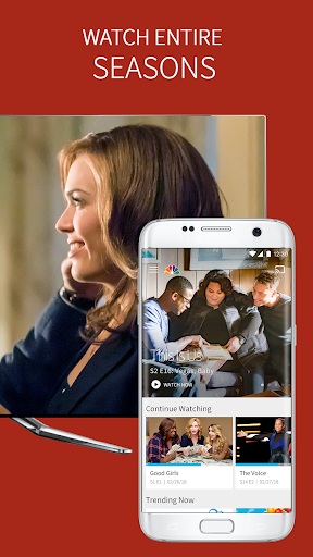 The NBC App - Watch Live TV and Full Episodes screenshot 2