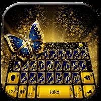Glitter Butterfly Keyboard Theme pour PC (Windows / Mac)