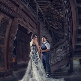 Love couple by Freddie Ambrose - Wedding Bride & Groom