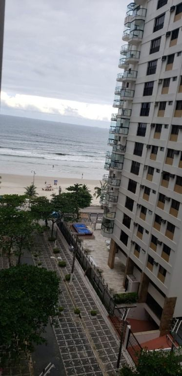 Apartamento à venda, 66 m² por R$ 290.000,00 - Barra Funda - Guarujá/SP