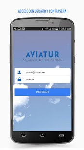 Aviatur - screenshot