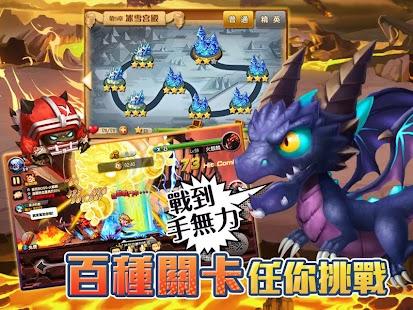 Batter it ! hero! apk screenshot