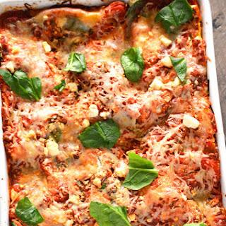 Zucchini Lasagna Feta Recipes