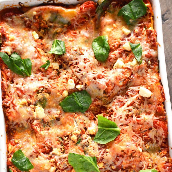 Zucchini Ribbon Lasagna Recipe | Yummly