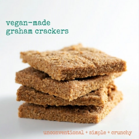 Vegan-Made Graham Crackers