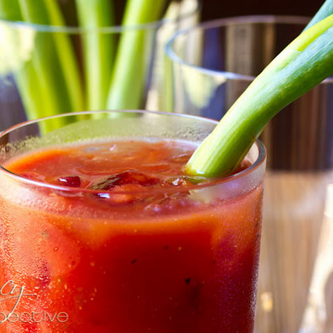 Asian Bloody Mary Cocktail