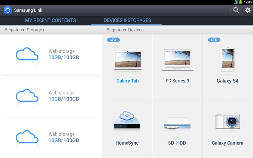 Samsung Link (Terminated) screenshot 7