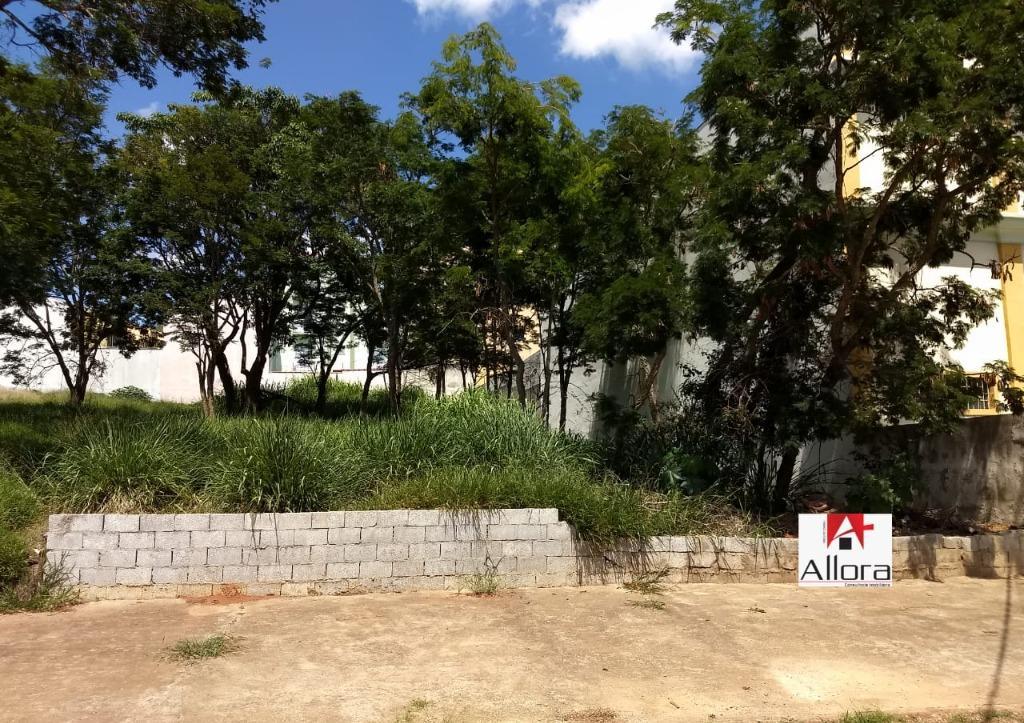 Terreno à venda, 615 m² por R$ 615.000,00 - Jardim Santa Helena - Bragança Paulista/SP