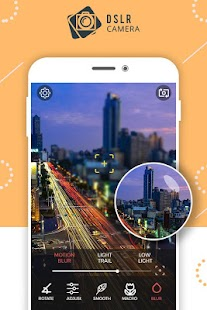 App DSLR Camera : Photo Effect APK for Windows Phone