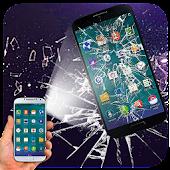 App Broken Screen Projector Joke version 2015 APK