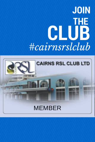 Cairns RSL Club Screenshot