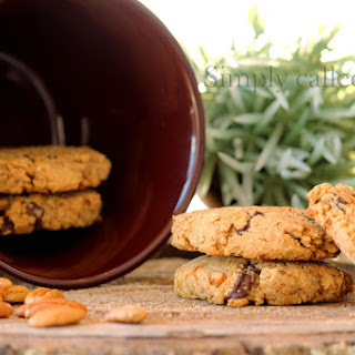 Chewy White Beans Cookies