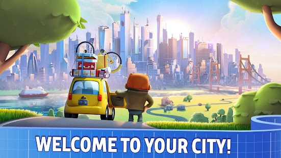 City Mania  Town Building Game   Android Apps On Google Play